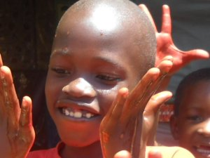 happiness in uganda