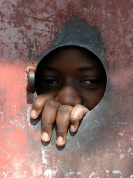 boy hole uganda
